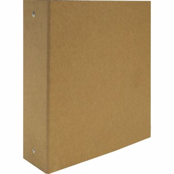 Aurora Bare Essentials Round Ring Binder