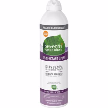 Seventh Generation LavenderThyme Disinfectant Spray