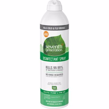 Seventh Generation EucalyptusThyme Disinfectant Spray