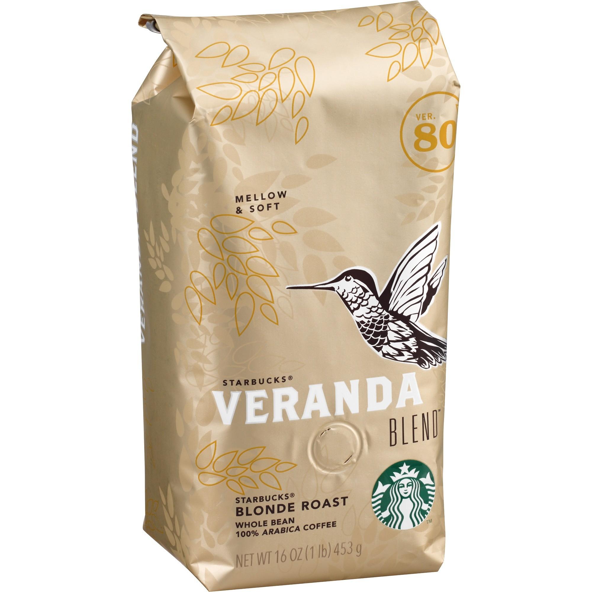 Triplenet Pricing | Starbucks Veranda Whole Bean Coffee ...