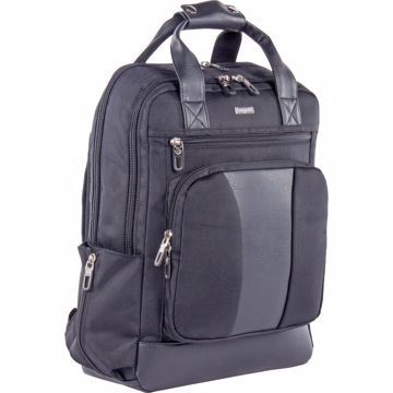 bugatti Carrying Case (Backpack) for 15.6 Notebook, Accessories - Black