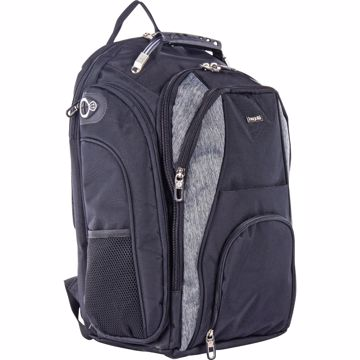 bugatti Carrying Case (Backpack) for 17.3 Notebook, Accessories - BlackGray