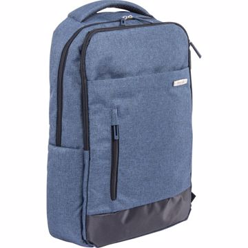 bugatti Carrying Case (Backpack) for 15.6 Notebook, Accessories - Blue