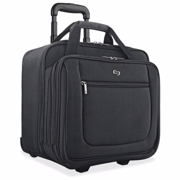 Solo Classic Carrying Case (Portfolio) for 17.3 Notebook - Black