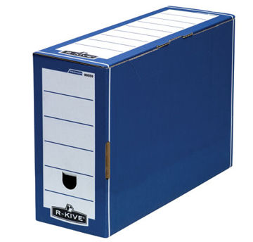 Fellowes 0005902 Blue file storage boxorganizer