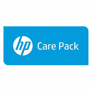 Hewlett Packard Enterprise 1 Year PW CTR wDMR MSA2000 G3 FC