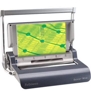 Fellowes 5224101 120sheets Graphite binding machine