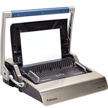 Fellowes 5622001 300sheets Graphite binding machine