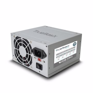 Acteck TrueBasix 480W ATX Grey power supply unit