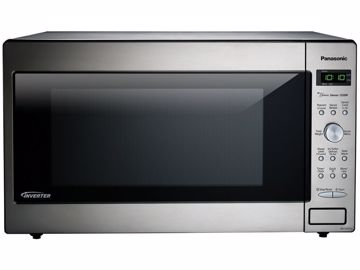 Panasonic 2.2cuft MWO Inverter SS Built-in Solo microwave 1250W Stainless steel